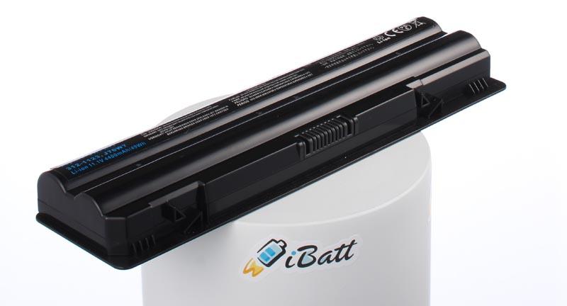 Аккумуляторная батарея iBatt iB-A317 для ноутбука DellЕмкость (mAh): 4400. Напряжение (V): 11,1
