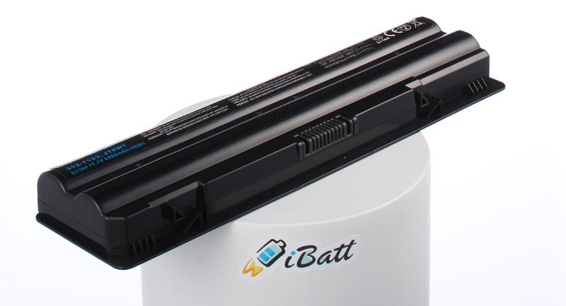 Аккумуляторная батарея для ноутбука Dell XPS L501x. Артикул iB-A317.Емкость (mAh): 4400. Напряжение (V): 11,1