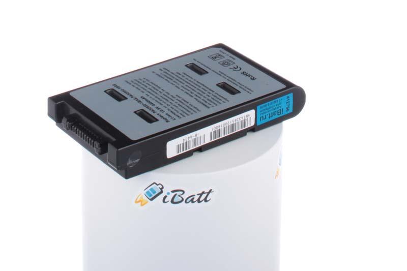 Аккумуляторная батарея PA3481U-1BAS для ноутбуков Toshiba. Артикул iB-A434.Емкость (mAh): 4400. Напряжение (V): 10,8