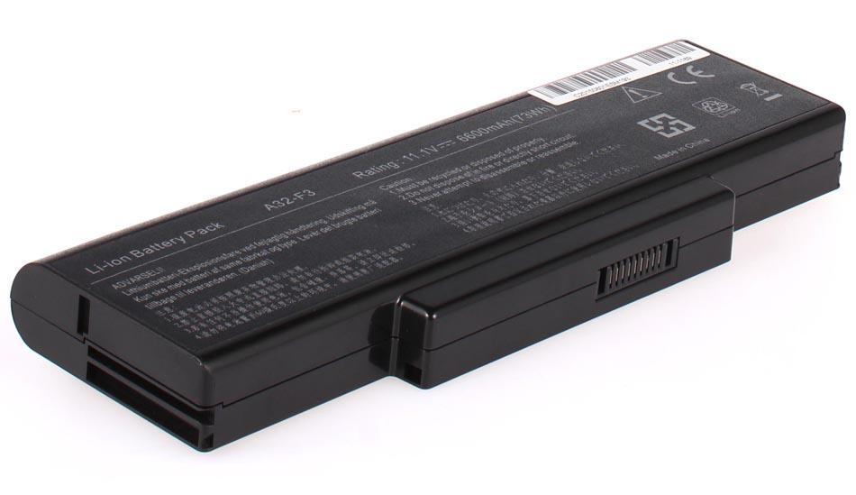 Аккумуляторная батарея 70-NLV1B3000 для ноутбуков Asus. Артикул 11-1169.Емкость (mAh): 6600. Напряжение (V): 11,1