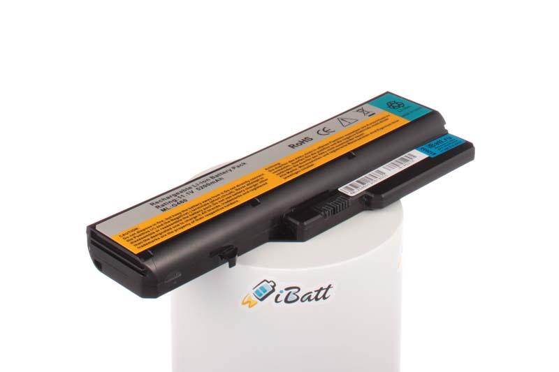 Аккумуляторная батарея iBatt iB-A537H для ноутбука IBM-LenovoЕмкость (mAh): 5200. Напряжение (V): 11,1