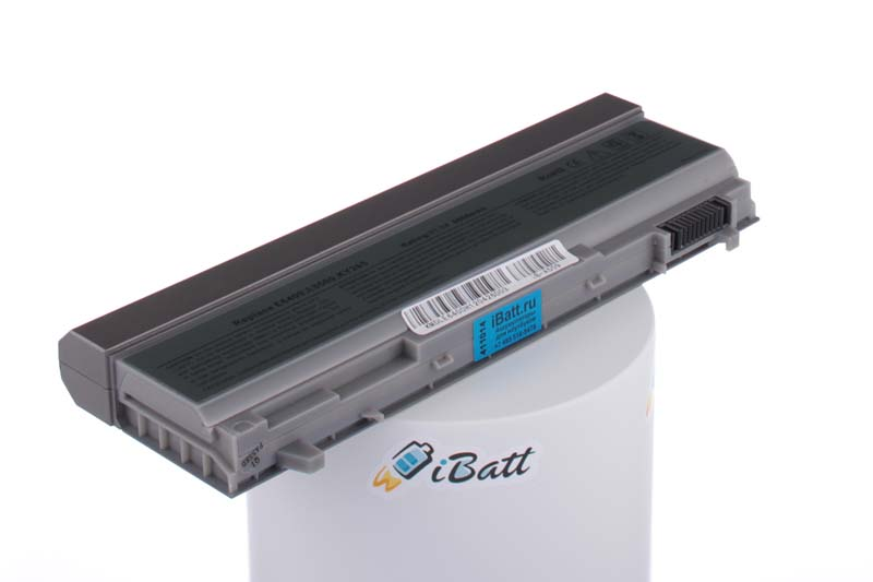 Аккумуляторная батарея для ноутбука Dell Precision M4400. Артикул iB-A509.Емкость (mAh): 6600. Напряжение (V): 11,1