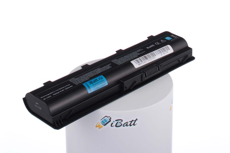 Аккумуляторная батарея для ноутбука HP-Compaq G62-140SS. Артикул iB-A519H.Емкость (mAh): 5200. Напряжение (V): 10,8