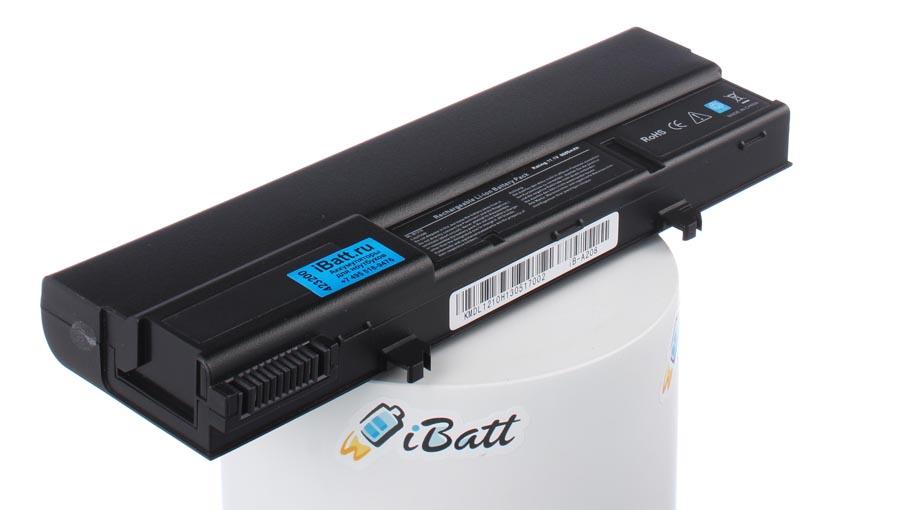 Аккумуляторная батарея iBatt iB-A208 для ноутбука DellЕмкость (mAh): 6600. Напряжение (V): 11,1