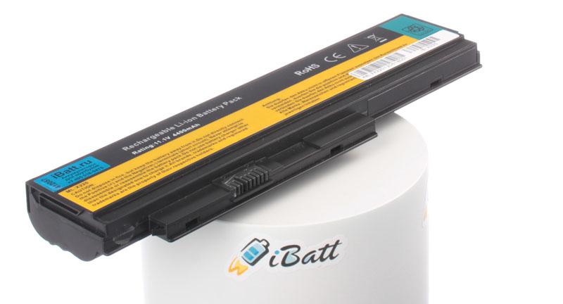 Аккумуляторная батарея 42T4901 для ноутбуков IBM-Lenovo. Артикул iB-A335.Емкость (mAh): 4400. Напряжение (V): 11,1