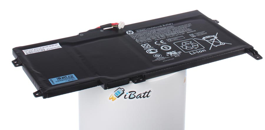 Аккумуляторная батарея HSTNN-IB3T для ноутбуков HP-Compaq. Артикул iB-A616.Емкость (mAh): 3040. Напряжение (V): 14,8