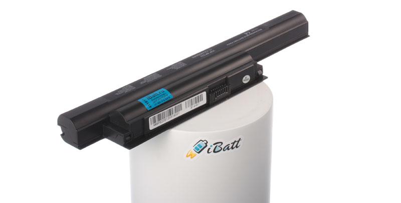 Аккумуляторная батарея iBatt iB-A457 для ноутбука SonyЕмкость (mAh): 4400. Напряжение (V): 11,1