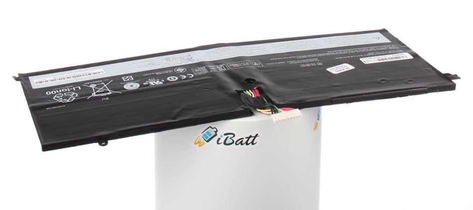 Аккумуляторная батарея iBatt iB-A820 для ноутбука IBM-LenovoЕмкость (mAh): 2600. Напряжение (V): 14,8