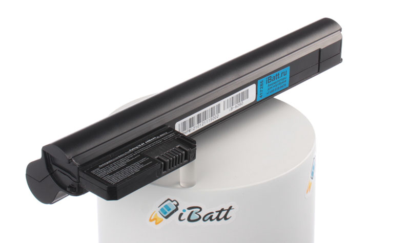 Аккумуляторная батарея для ноутбука HP-Compaq Mini 210-1010ek. Артикул iB-A260.Емкость (mAh): 4400. Напряжение (V): 10,8