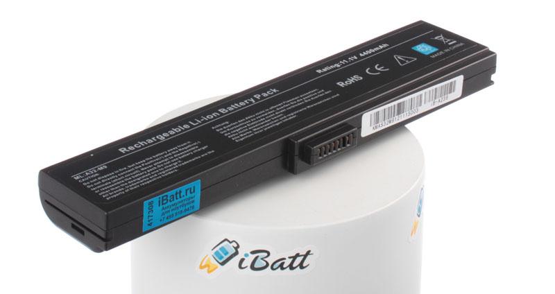 Аккумуляторная батарея A33-M9J для ноутбуков Asus. Артикул iB-A236.Емкость (mAh): 4400. Напряжение (V): 11,1