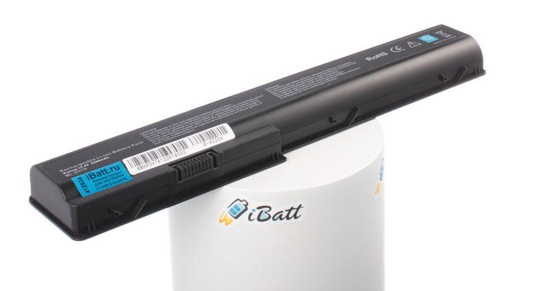 Аккумуляторная батарея 464058-141 для ноутбуков HP-Compaq. Артикул iB-A325H.Емкость (mAh): 5200. Напряжение (V): 14,4