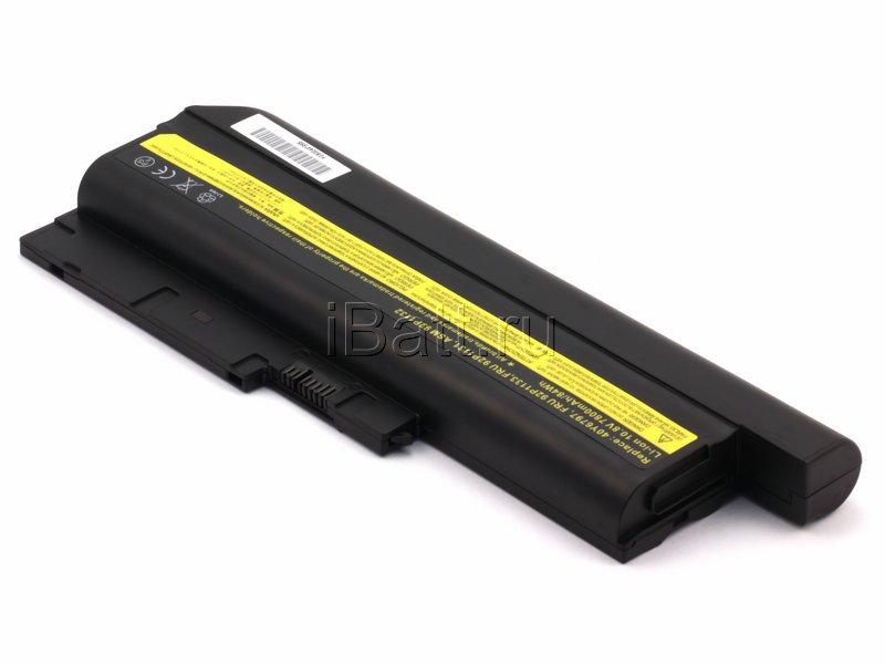 Аккумуляторная батарея iBatt 11-1352 для ноутбука IBM-LenovoЕмкость (mAh): 6600. Напряжение (V): 10,8