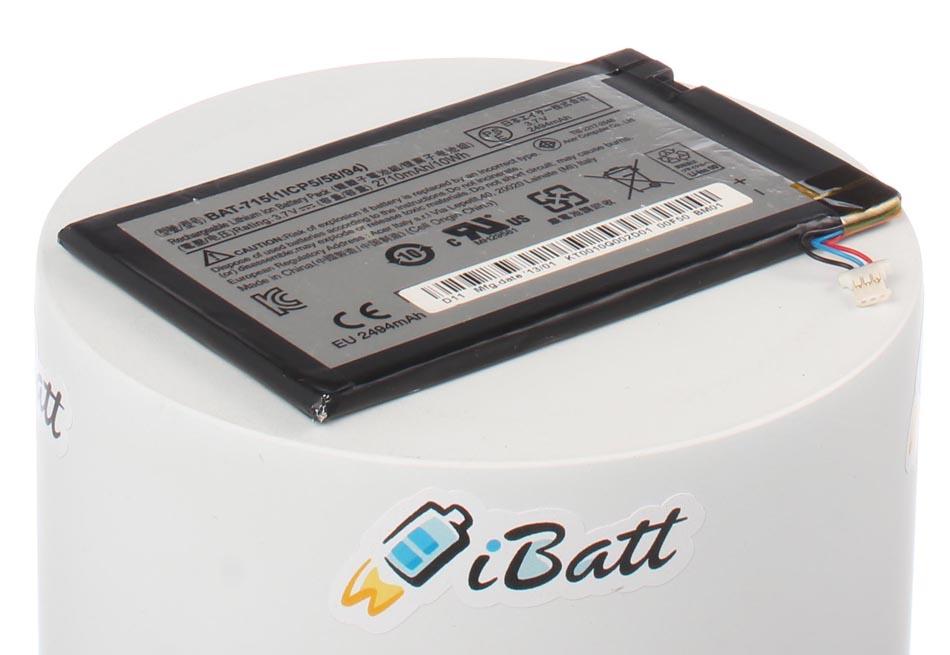 Аккумуляторная батарея KT.00103.001 для ноутбуков Acer. Артикул iB-A643.Емкость (mAh): 2640. Напряжение (V): 3,8