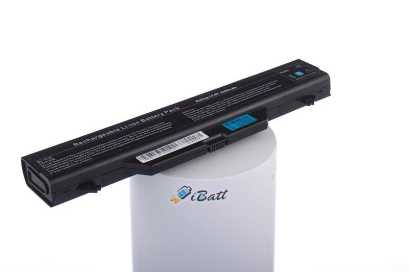 Аккумуляторная батарея для ноутбука HP-Compaq ProBook 4710s (VC439EA). Артикул iB-A521H.Емкость (mAh): 5200. Напряжение (V): 14,8