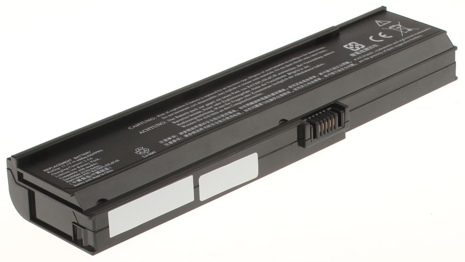 Аккумуляторная батарея для ноутбука Acer Aspire 5502ZWXMi. Артикул 11-1136.Емкость (mAh): 4400. Напряжение (V): 11,1