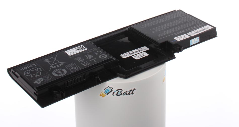 Аккумуляторная батарея K965H для ноутбуков Dell. Артикул iB-A730.Емкость (mAh): 3600. Напряжение (V): 14,8