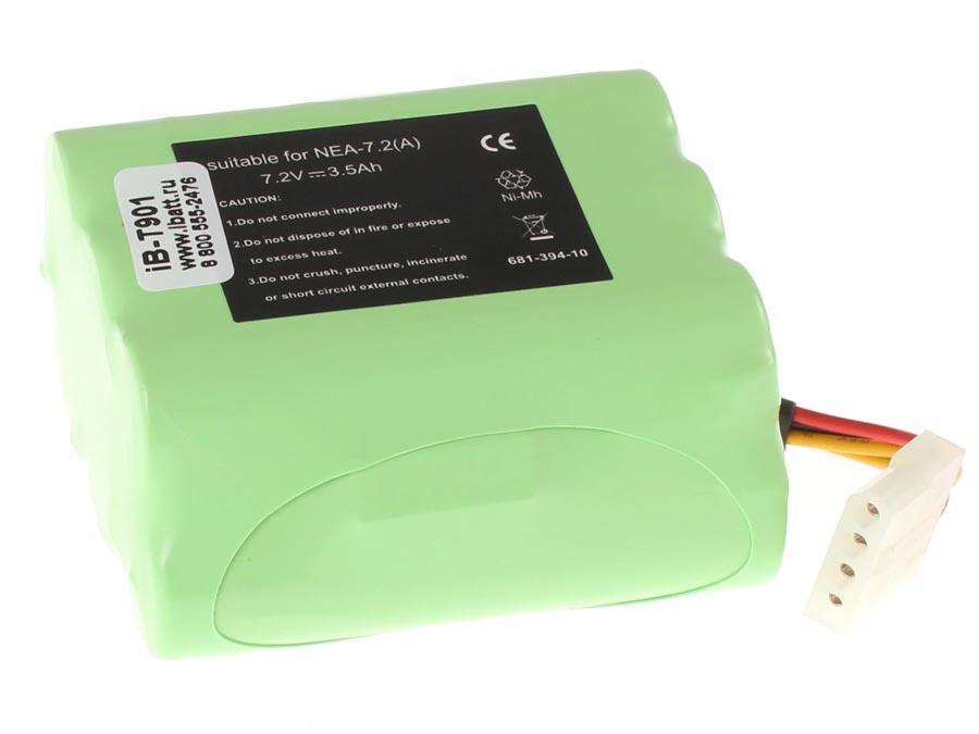 Аккумуляторная батарея iBatt для пылесоса Neato XV-11. Артикул iB-T901, Neato