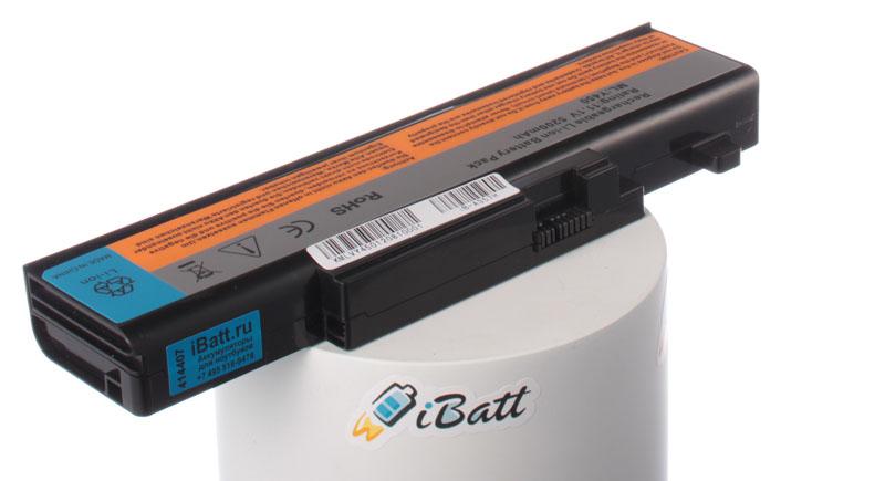 Аккумуляторная батарея iBatt iB-A357H для ноутбука IBM-LenovoЕмкость (mAh): 5200. Напряжение (V): 11,1