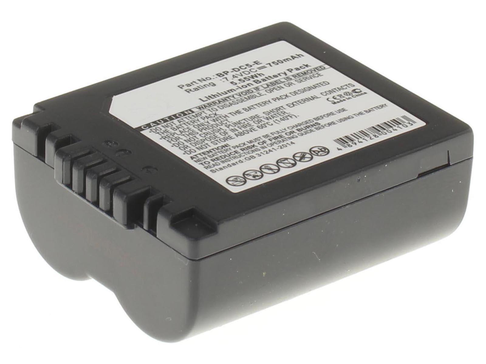Батарея iB-F318Емкость (mAh): 750. Напряжение (V): 7,4