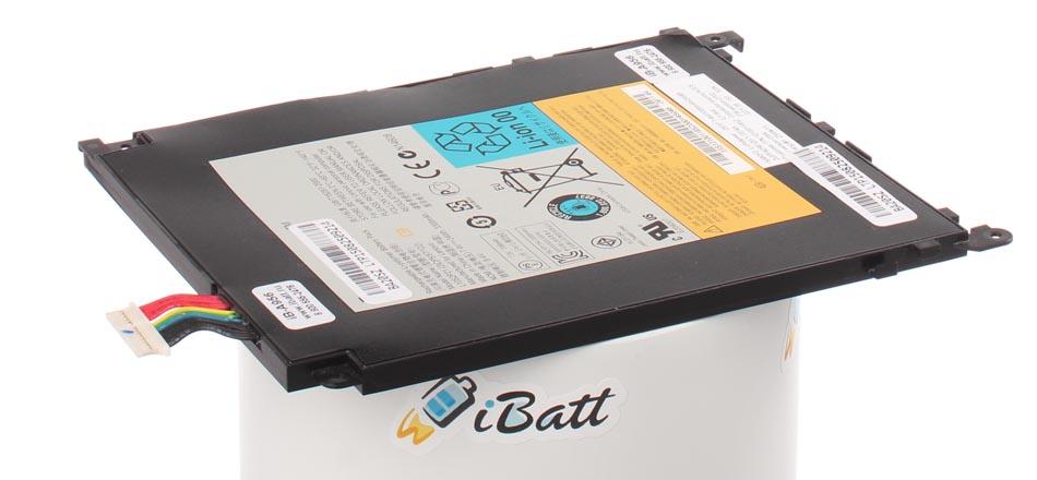 Аккумуляторная батарея для ноутбука IBM-Lenovo IdeaPad K1-10WG64B. Артикул iB-A956.Емкость (mAh): 3640. Напряжение (V): 7,4