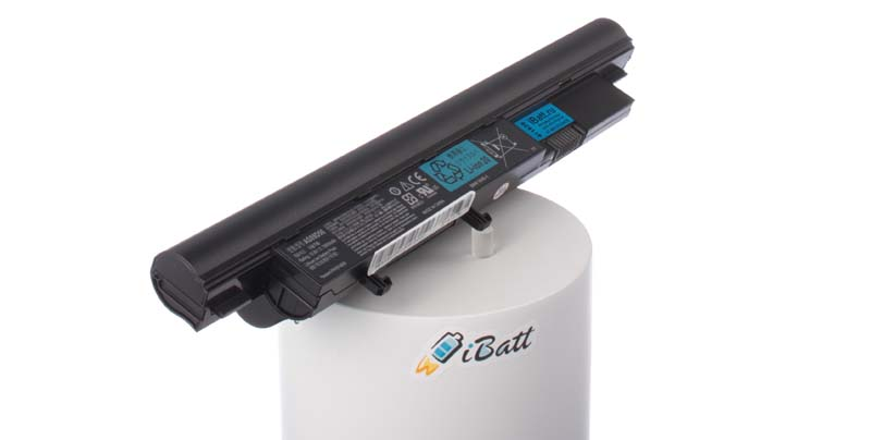 Аккумуляторная батарея NCR-B/638BE для ноутбуков Gateway. Артикул iB-A137H.Емкость (mAh): 7800. Напряжение (V): 11,1