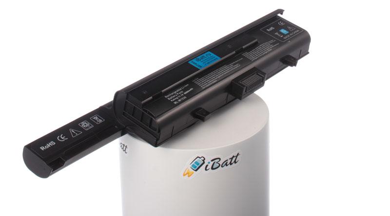 Аккумуляторная батарея DU128 для ноутбуков Dell. Артикул iB-A212.Емкость (mAh): 6600. Напряжение (V): 11,1
