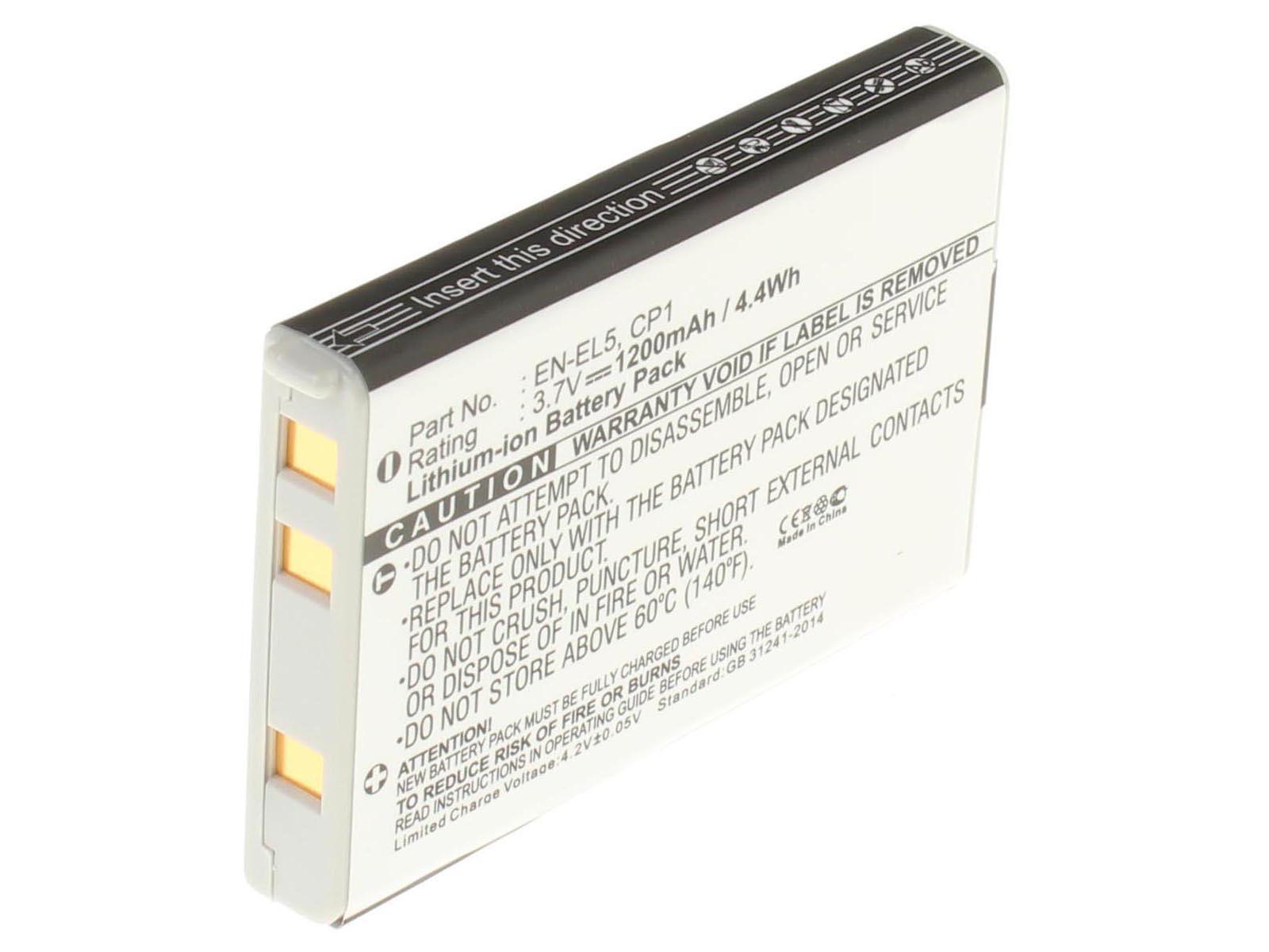 Батарея iB-F189Емкость (mAh): 1200. Напряжение (V): 3,7