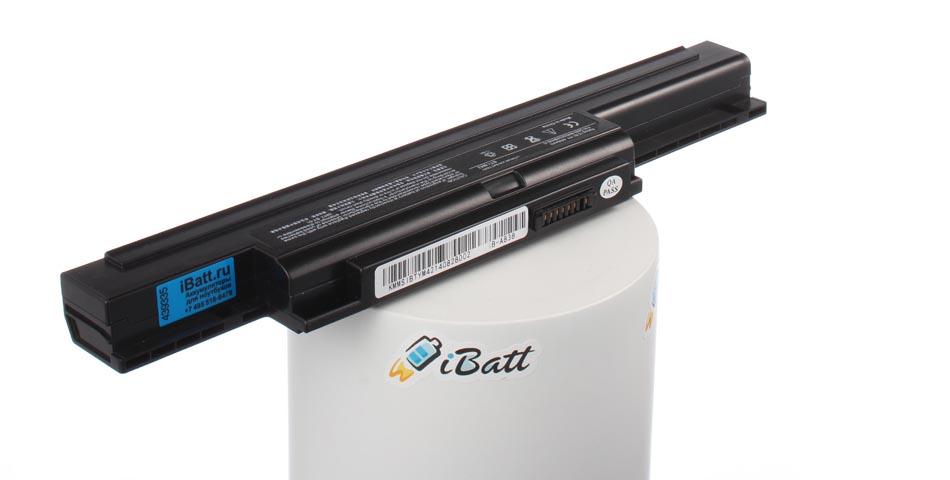 Аккумуляторная батарея BMS06 для ноутбуков MSI. Артикул iB-A838.Емкость (mAh): 4400. Напряжение (V): 10,8