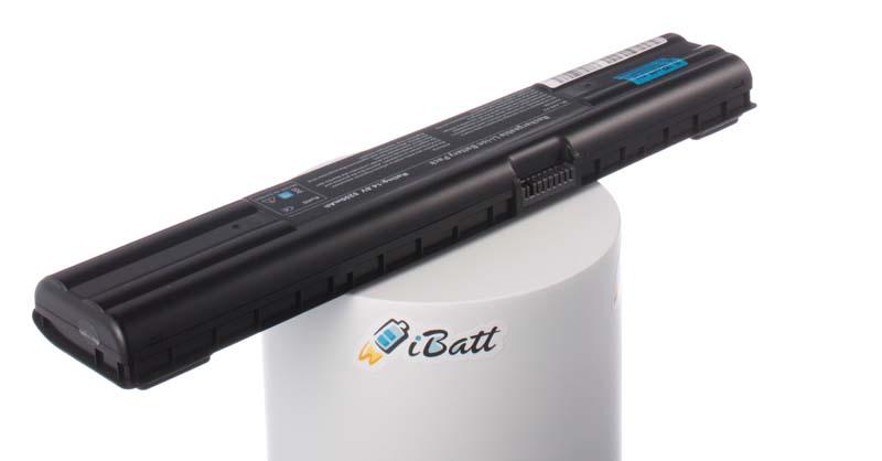 Аккумуляторная батарея для ноутбука Asus PRO60. Артикул iB-A174H.Емкость (mAh): 5200. Напряжение (V): 14,8