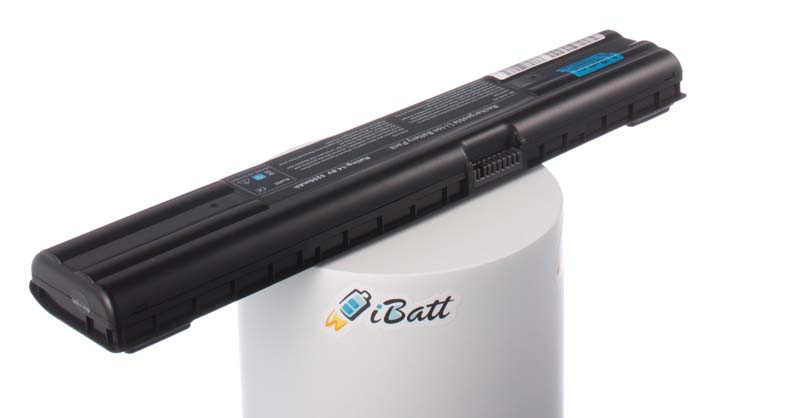 Аккумуляторная батарея для ноутбука Asus A6Tc. Артикул iB-A174H.Емкость (mAh): 5200. Напряжение (V): 14,8