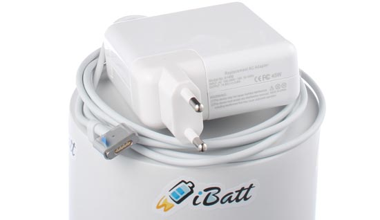 Блок питания (адаптер питания) A1436 для ноутбука Apple. Артикул iB-R226. Напряжение (V): 14,85