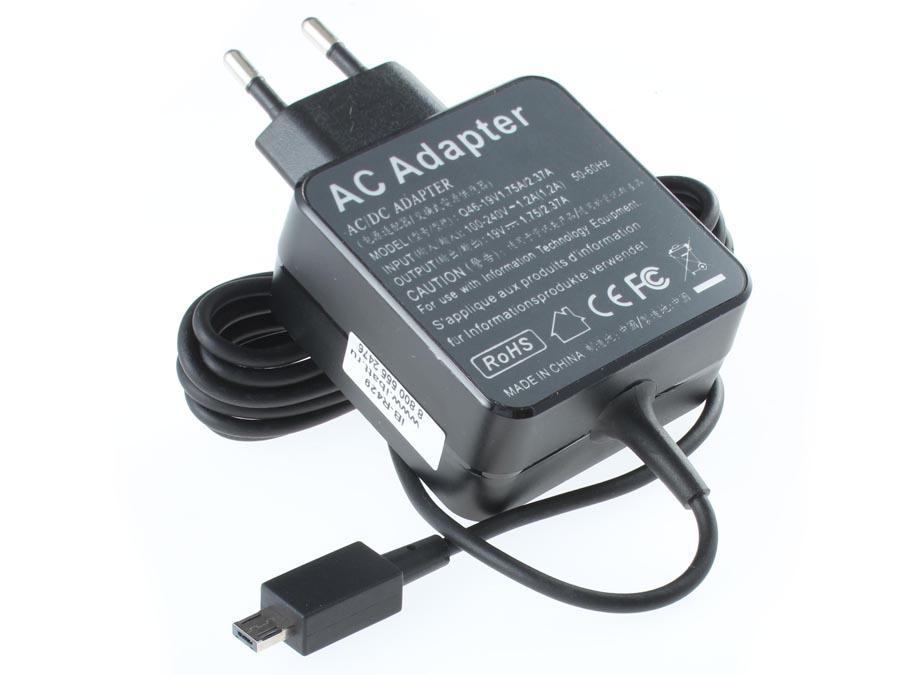 Блок питания (адаптер питания) iBatt iB-R429 для ноутбука  Asus Напряжение (V): 19