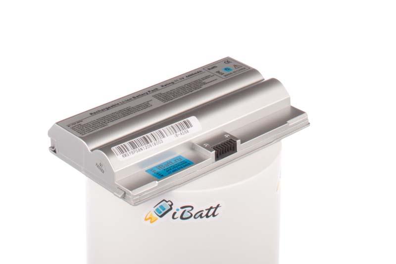 Аккумуляторная батарея iBatt iB-A568 для ноутбука SonyЕмкость (mAh): 4400. Напряжение (V): 11,1
