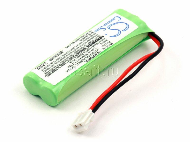 Батарея iB-M4529Емкость (mAh): 500. Напряжение (V): 2,4
