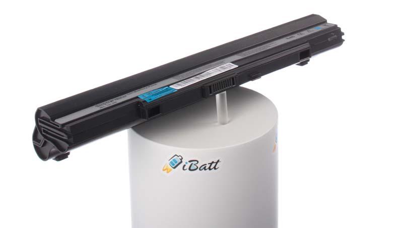 Аккумуляторная батарея для ноутбука Asus UL30Vt. Артикул iB-A173H.Емкость (mAh): 7800. Напряжение (V): 14,8
