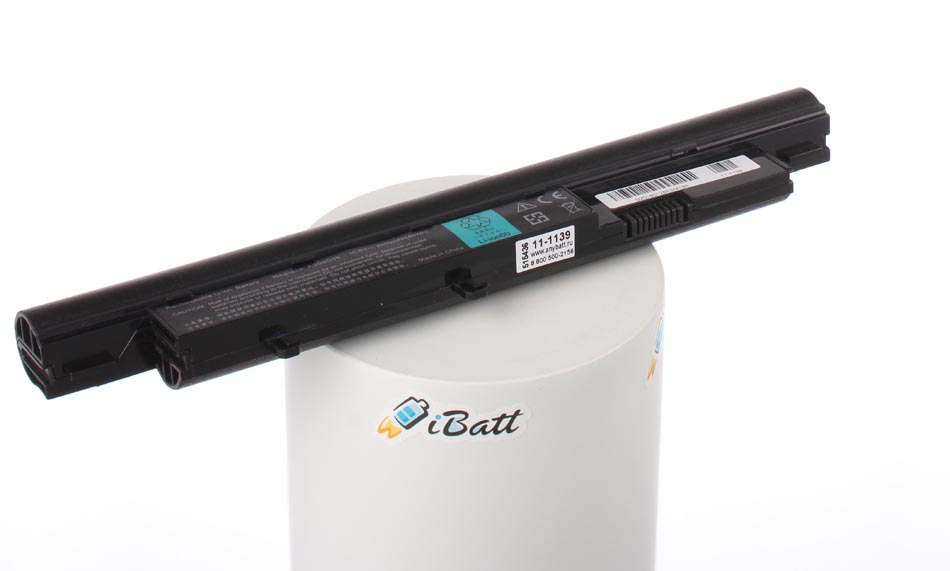 Аккумуляторная батарея для ноутбука Acer Aspire 4810T-6135. Артикул 11-1139.Емкость (mAh): 4400. Напряжение (V): 11,1