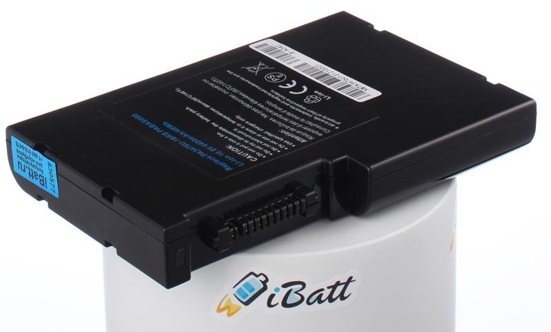 Аккумуляторная батарея PA3476U-1BRS для ноутбуков Toshiba. Артикул iB-A342.Емкость (mAh): 4400. Напряжение (V): 10,8