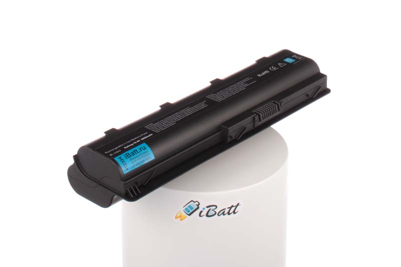 Аккумуляторная батарея для ноутбука HP-Compaq G62-110SW. Артикул iB-A566.Емкость (mAh): 8800. Напряжение (V): 10,8