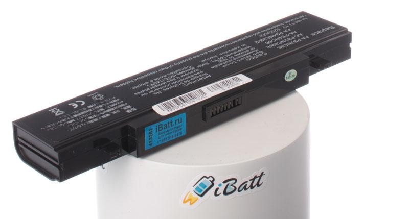 Аккумуляторная батарея CL1026B.806 для ноутбуков Samsung. Артикул iB-A389H.Емкость (mAh): 5200. Напряжение (V): 11,1