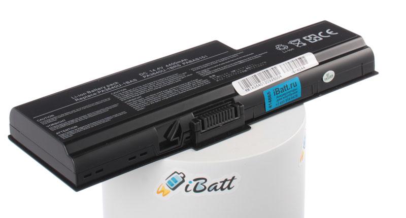 Аккумуляторная батарея PABAS121 для ноутбуков Toshiba. Артикул iB-A544.Емкость (mAh): 4400. Напряжение (V): 14,8