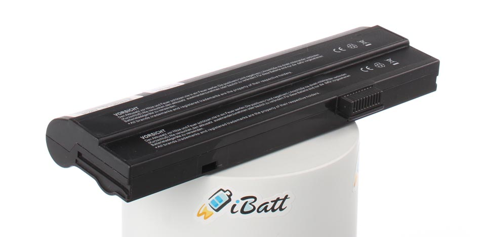 Аккумуляторная батарея NBP001402-00 для ноутбуков Packard Bell. Артикул iB-A620.Емкость (mAh): 6600. Напряжение (V): 11,1