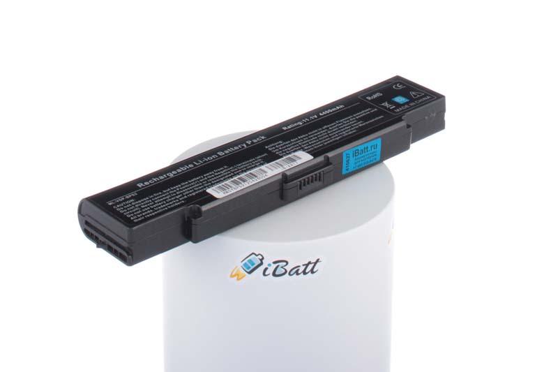 Аккумуляторная батарея VGP-BPS2B для ноутбуков Sony. Артикул iB-A417.Емкость (mAh): 4400. Напряжение (V): 11,1