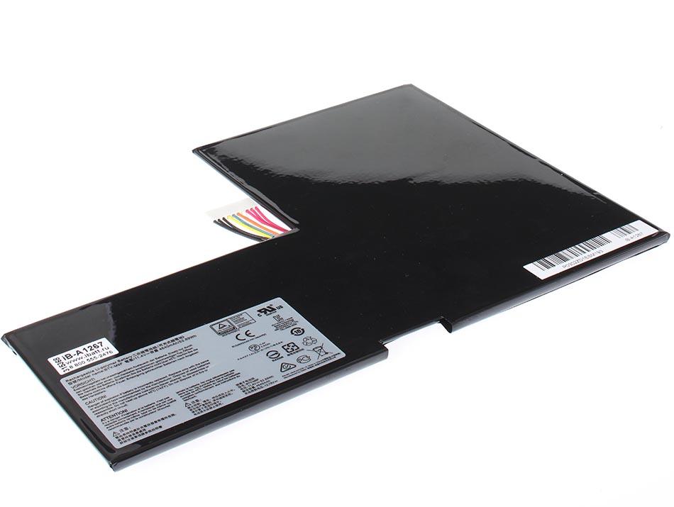 Аккумуляторная батарея для ноутбука MSI GS60 6QC. Артикул iB-A1267.Емкость (mAh): 4640. Напряжение (V): 11,4