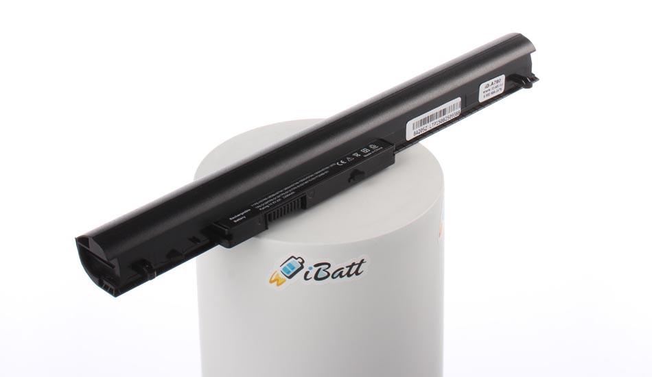 Аккумуляторная батарея iBatt iB-A780 для ноутбука HP-CompaqЕмкость (mAh): 2200. Напряжение (V): 11,1