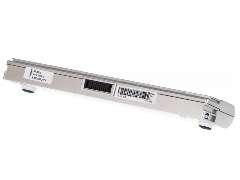 Аккумуляторная батарея A33-U6 для ноутбуков Asus. Артикул iB-A135.Емкость (mAh): 4400. Напряжение (V): 11,1