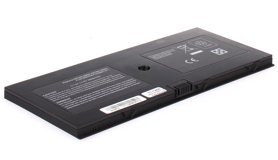 Аккумуляторная батарея HSTNN-SB0H для ноутбуков HP-Compaq. Артикул 11-1266.Емкость (mAh): 2800. Напряжение (V): 14,8