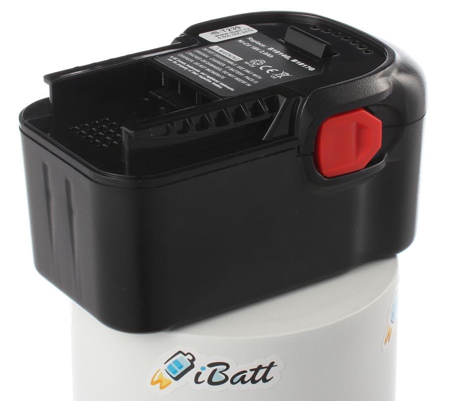 Аккумуляторная батарея B1817G для электроинструмента AEG. Артикул iB-T239, AEG