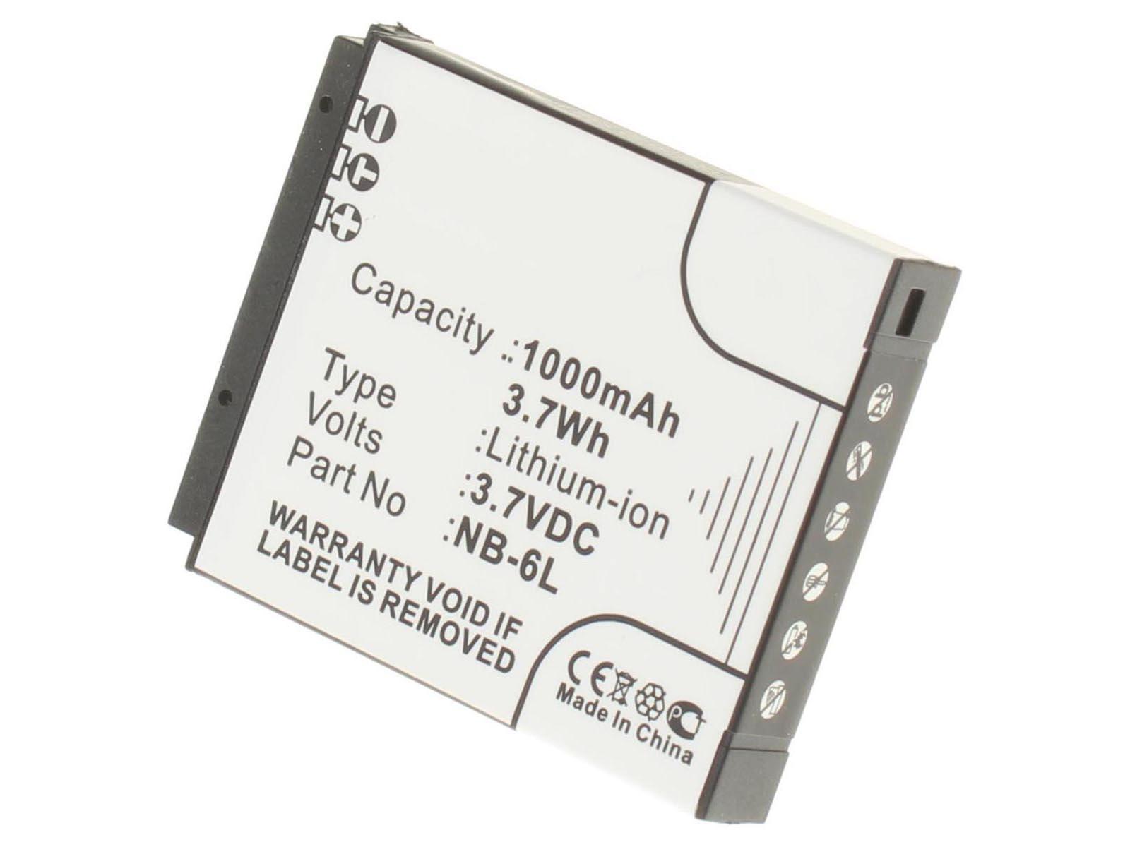 Батарея iB-F120Емкость (mAh): 1000. Напряжение (V): 3,7