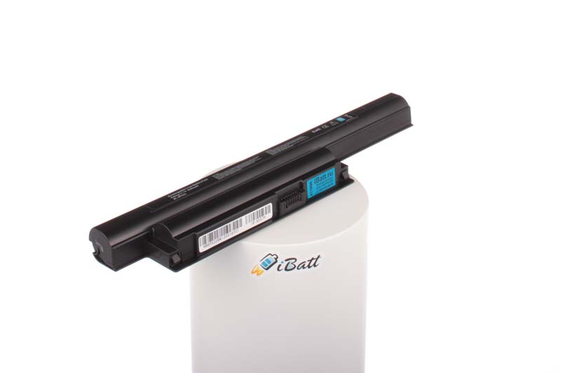 Аккумуляторная батарея iBatt iB-A557H для ноутбука SonyЕмкость (mAh): 5200. Напряжение (V): 11,1