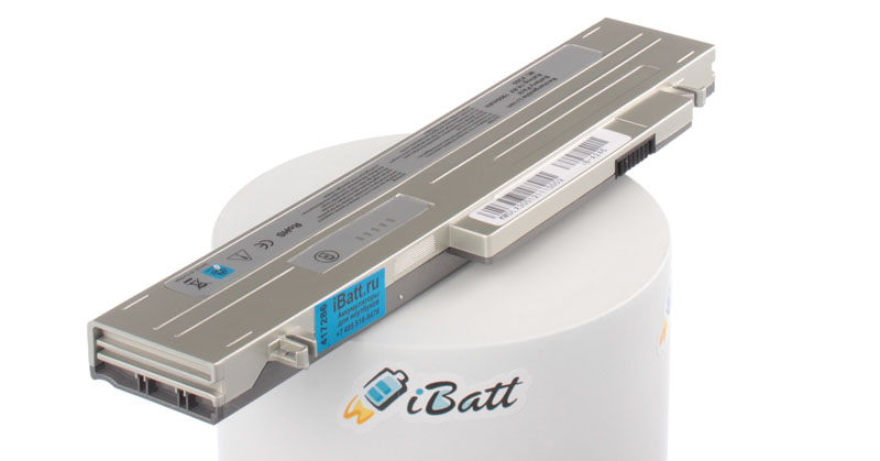 Аккумуляторная батарея X0057 для ноутбуков Dell. Артикул iB-A246.Емкость (mAh): 1900. Напряжение (V): 14,8